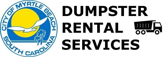 Myrtle Beach dumpster rentals