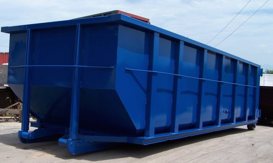one of our dumpsters for rental